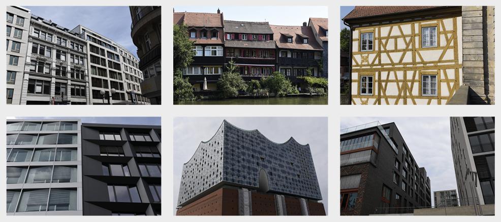 Aussenwände sind mit ihrer Materialisierung wesentlich für die vielfältigen architektonischen Ausprägungen eines Gebäudes.
